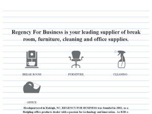 One Business Solution, A Regency Franchise
